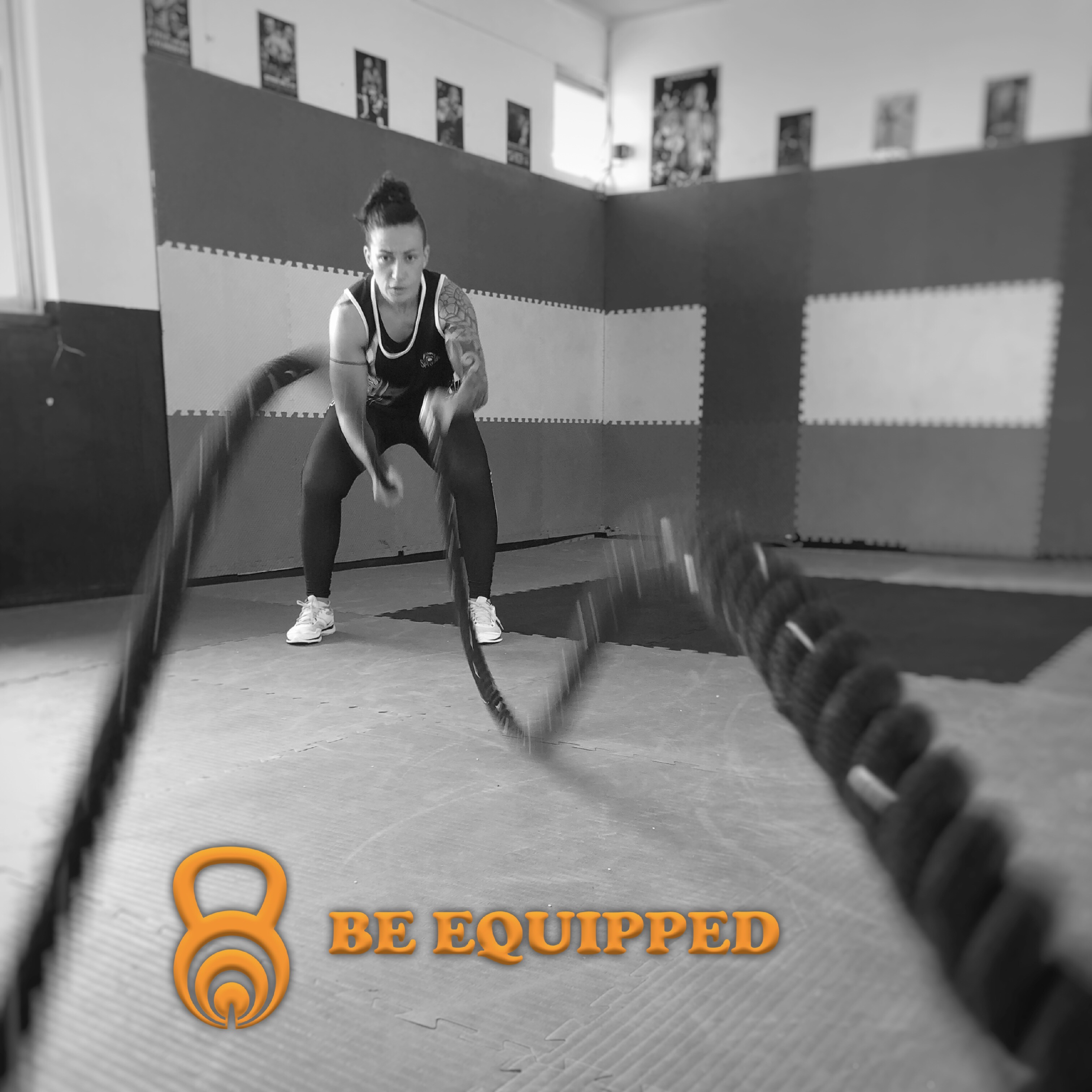 Battle Rope 25mm
