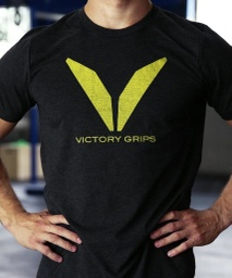 Men's Yellow VG T-shirt